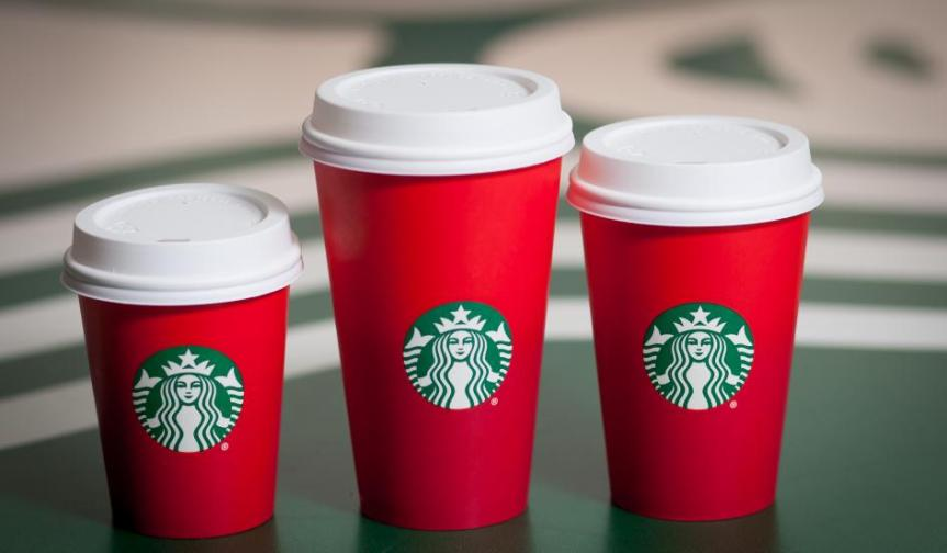 5 Reasons Your Usual Starbucks Tastes Much Better in a #RedCup